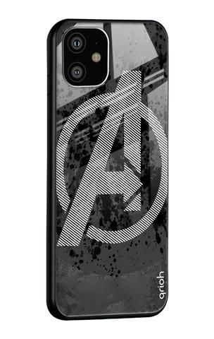 Sign of Hope Glass Case for iPhone 11