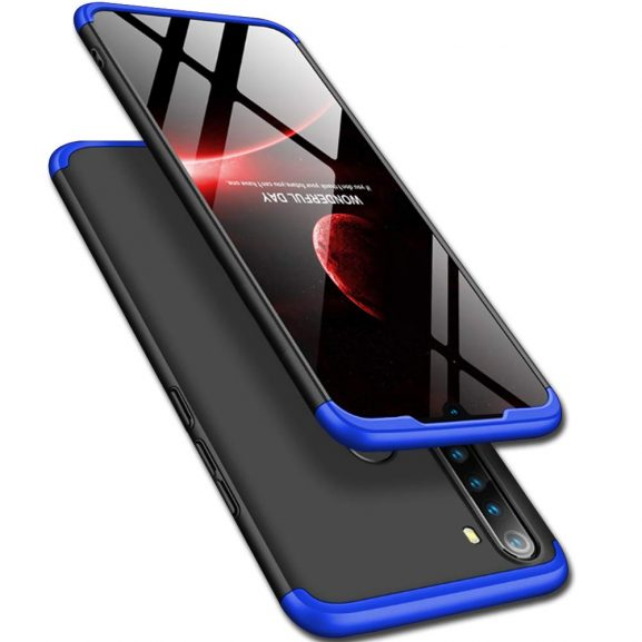 Slim Fit Full Body Protection Hard Back Case: Best Xiaomi Redmi Note 8 Back Cover