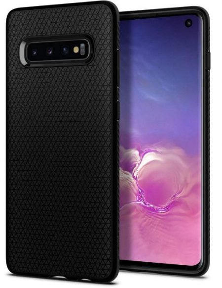Spigen Liquid Air Back Cover: Best Cover For Galaxy S10