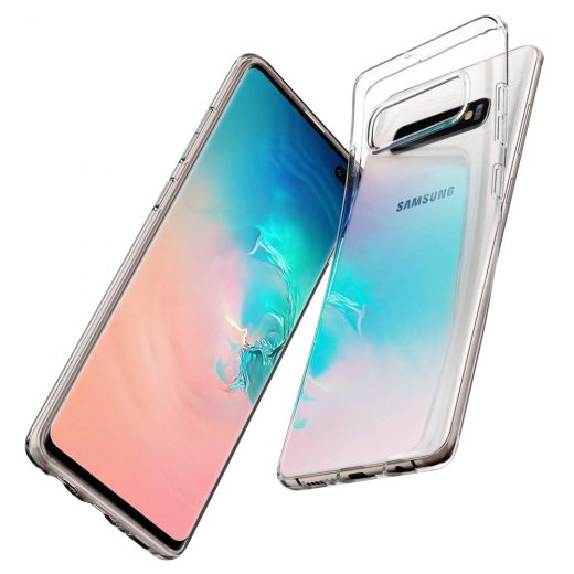 Spigen Liquid Crystal Back Cover Case: Best Cover For Galaxy S10 Plus