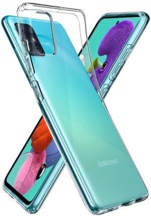 Spigen Liquid Crystal: Best cases for Samsung Galaxy A51