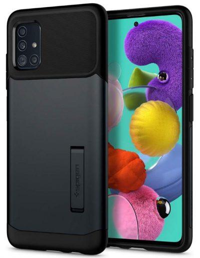 Spigen Slim Armor: Best cases for Samsung Galaxy A51