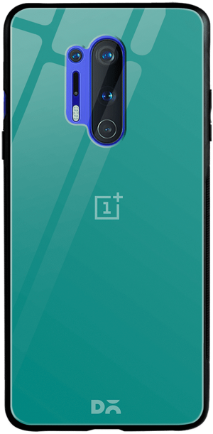 Teal Glass Case for OnePlus 8 Pro: Best Oneplus 8 Pro Cover