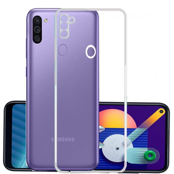 ValueActive Back Cover for Samsung Galaxy M11: Best Samsung Galaxy M11 Cover