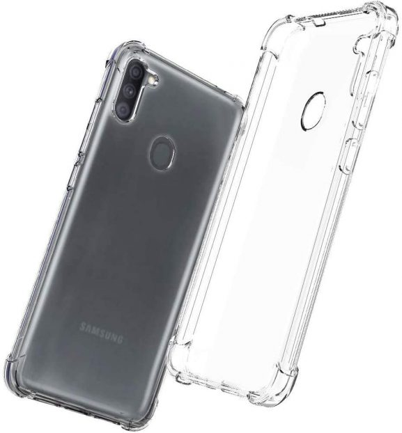 ValueActive Back Cover for Samsung Galaxy M11, Back Cover Case: Best Samsung Galaxy M11 Cover