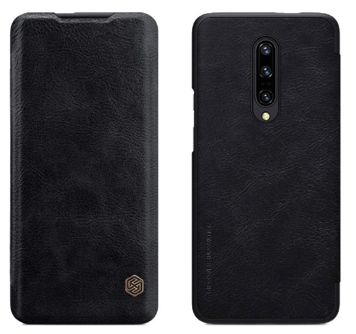 Vodex Luxury Flip Leather Protection Case Cover for Oneplus 7 pro (2019): Best OnePlus 7 Pro Cover