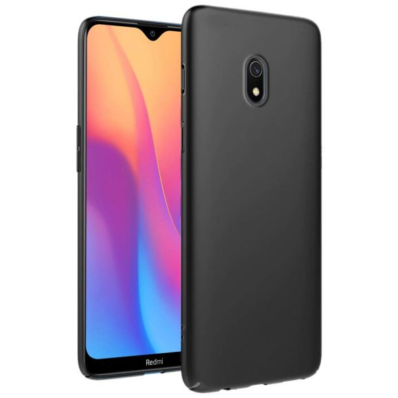 Accesorios Network Ultra Slim Hard Back Case: Redmi 8A Silicon Case