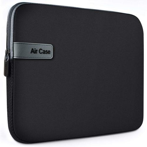 AirCase Laptop Bag Sleeve Case, Protective, Neoprene (Black): Best Laptop Sleeve