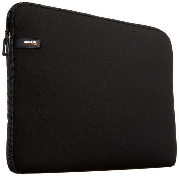 AmazonBasics 13.3-Inch Laptop Sleeve (Black): Best Laptop Sleeve
