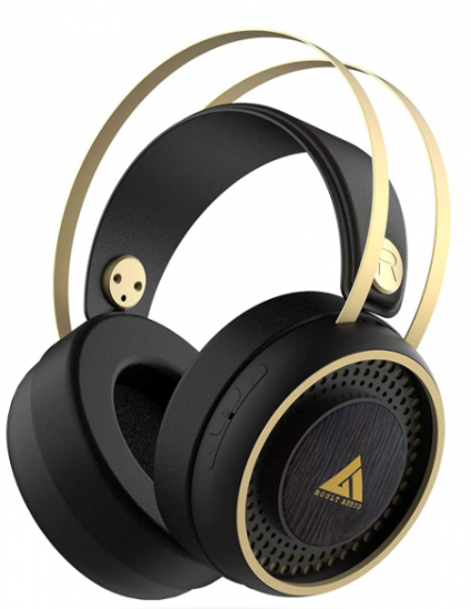 Boult Audio ProBass Headset with Noise Cancellation & Long Battery Life: Best Noise-Canceling Wireless Headphone