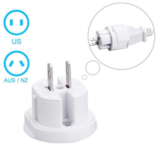 Bulfyss Universal Travel Adapter All in One: Mobile Adapter