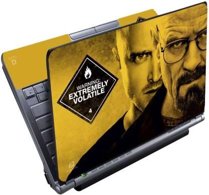 FineArts Breaking Bad Full Panel Vinyl Laptop Decal 15.6: Best Skin Cover For Laptop