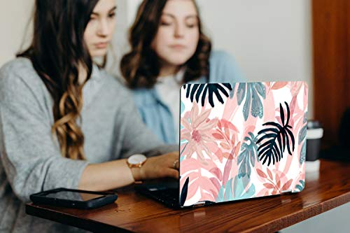 Galaxsia Floral/Flower D19 Vinyl Laptop Skin/Sticker/Cover/Decal: Best Skin Cover For Laptop