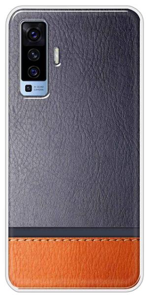 Gismo Designer Printed Silicone Case for Vivo X50: Vivo X50 Case