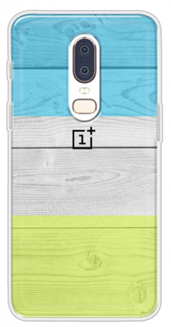 Gismo Silicone Cover: Oneplus 6 Back Cover