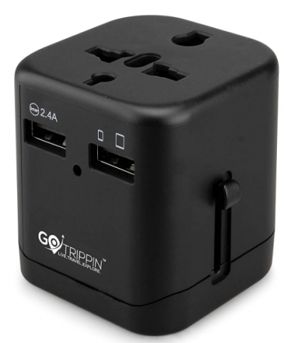 Go Trippin Premium Universal Adapter: Mobile Adapter
