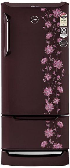 Godrej 225 L 4 Star Direct Cool Single Door Refrigerator: Best Refrigerator Under 25000