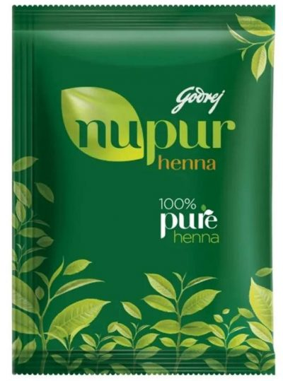 Godrej Nupur Henna, 400 g: Hair Color Brand
