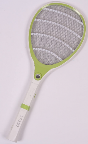 HOME CUBE - LT-3362 Rechargeable Bat: Mosquito Killer Racket