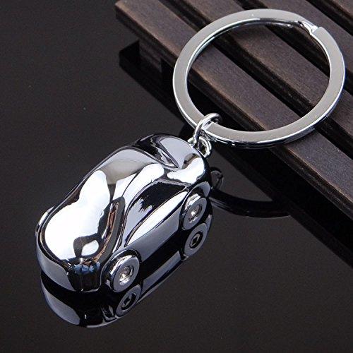 Higar Premium Antique Stylish Car Metal Keyring and Keychain: Keychain