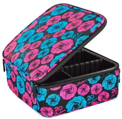 House of Quirk Makeup Cosmetic Storage Case: Storage Pouch Bag Case