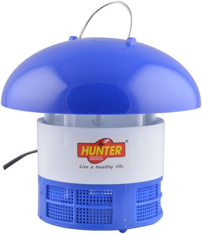 Hunter Mosquito Repellant Machine (Multicolor, Plastic): Electric Mosquito Killer