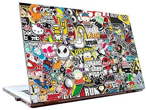 JunkYard Laptop Skins 15.6 inch: Best Skin Cover For Laptop