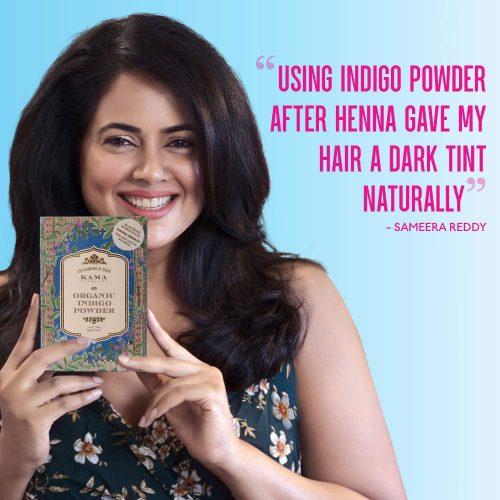 Kama Ayurveda Organic Indigo Powder, 100g: Hair Color Brand