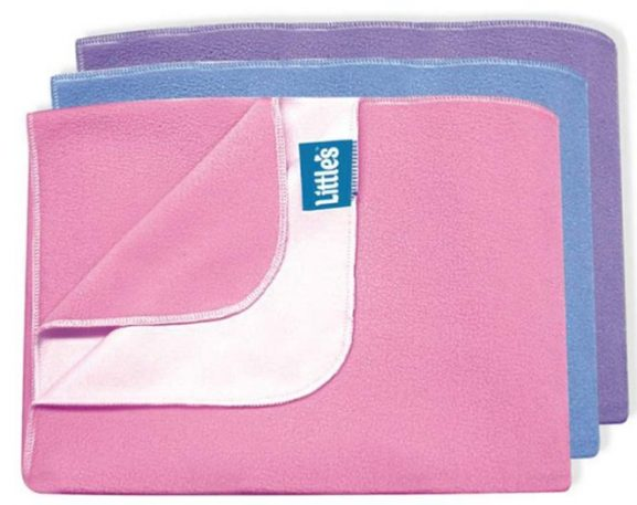 Little's Easy Dry Bed Protector-Small: Best Baby Dry Sheet