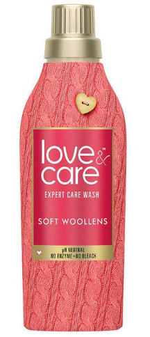 Love & Care Soft Woolen Experts Care Wash Liquid Detergent: Best Liquid Detergent