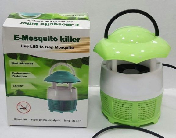 Ravin Electronics LED Insect Repellent Lamp (Multi-Color): Electric Mosquito Killer
