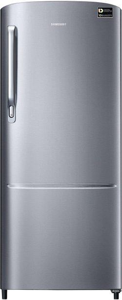 Samsung 192 L 4-Star Inverter Direct Cool Single Door Refrigerator RR20N172YS8/HL: Best Refrigerator Under 15000