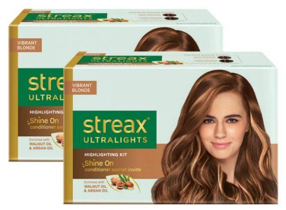 Streax Ultralights Highlighting Kit for Men & Women: Hair Color Brand