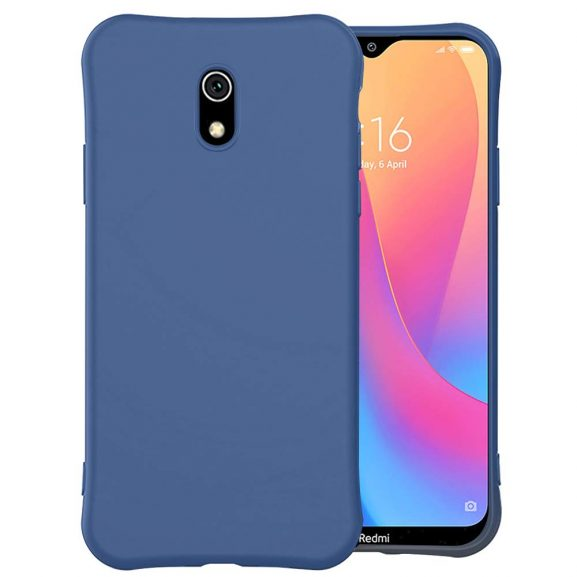 TheGiftKart Protective Slim and Flexible, Case Cover: Redmi 8A Silicon Case