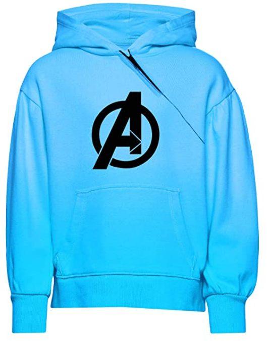 Unisex Regular Fit Avengers - Best Printed Hoodies (2020)