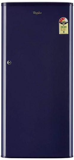 Whirlpool 190 L 3 Star Direct Cool Single Door Refrigerator: Best Refrigerator Brand
