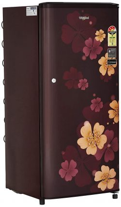 Whirlpool 190 L 4 Star Direct Cool Single Door Best Refrigerator: Best Refrigerator Brand