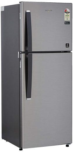 Whirlpool 245 L 2 Star Frost-Free Double-Door Refrigerator: Best Refrigerator Under 25000
