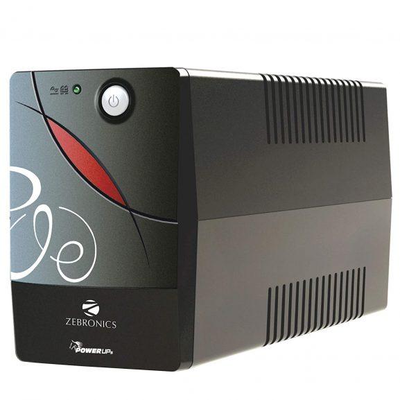 Zebronics 600 VA UPS for Desktop Computers