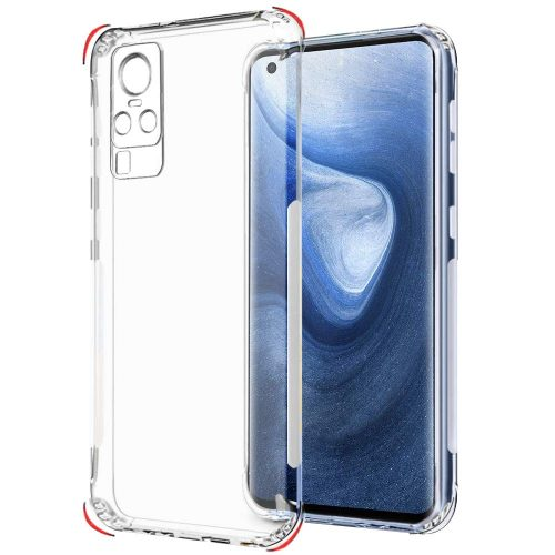GiftKart Transparent Phone Case Camera Protector: Phone Case for Vivo X50 Pro