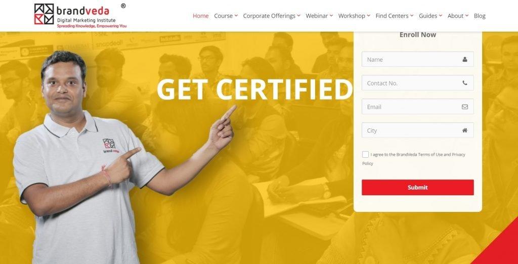 Brandveda Digital Marketing Institute