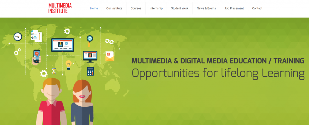 RD multimedia institute