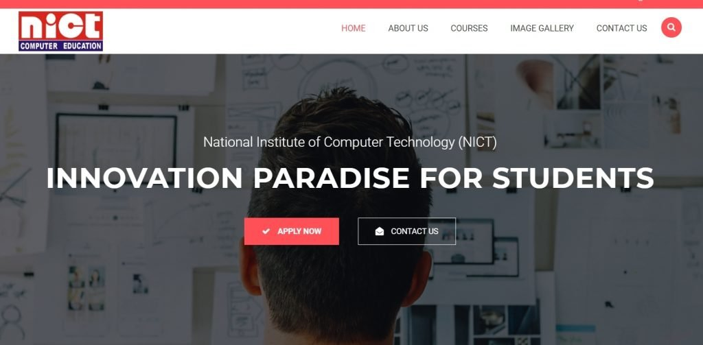 NICT (National Institute of Computer technology)
