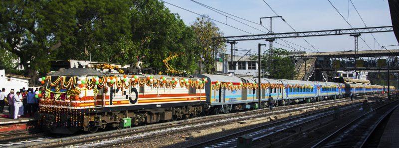 Gatiman Express fastest train in india