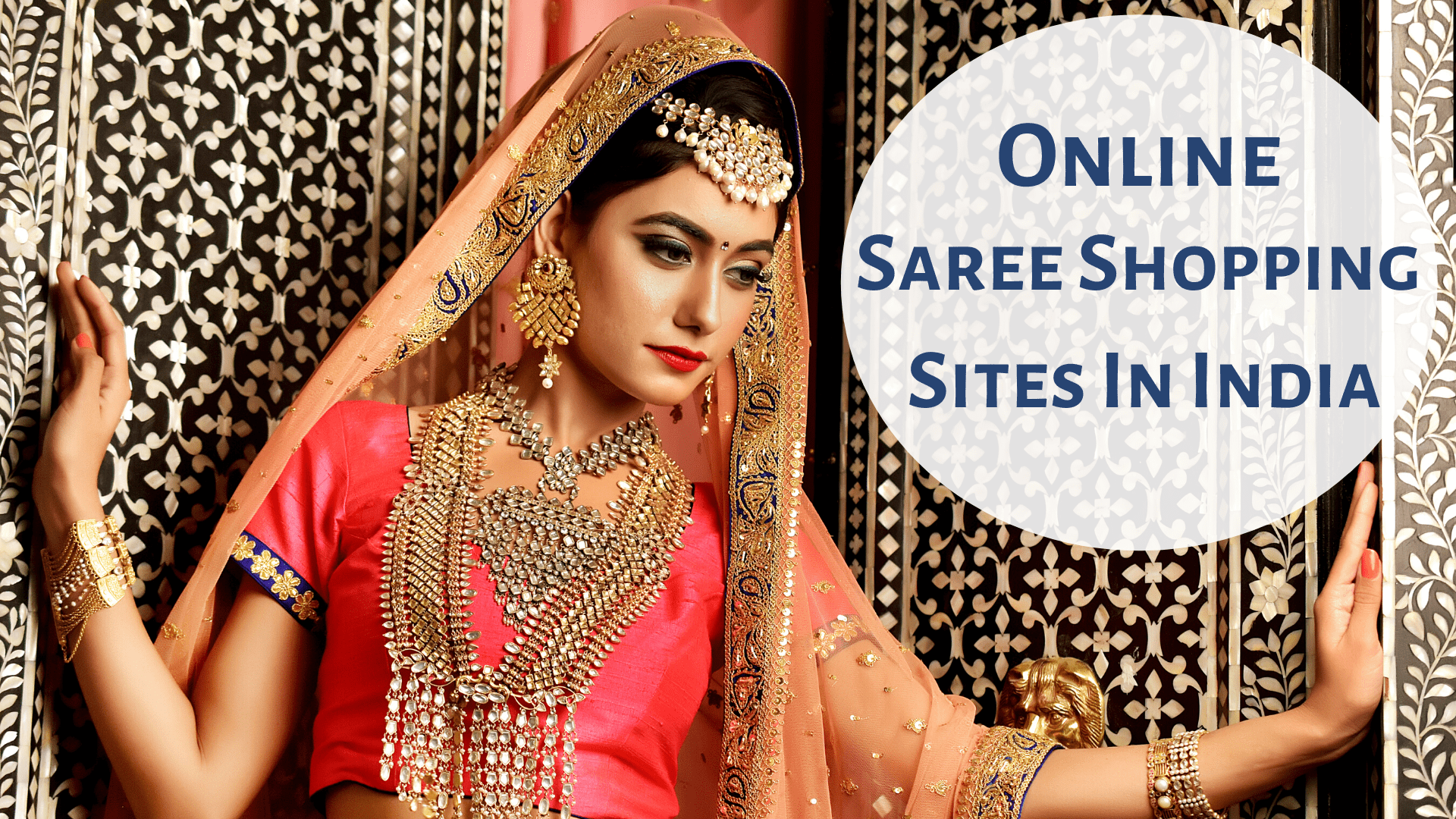Online Saree Shopping Sites In India