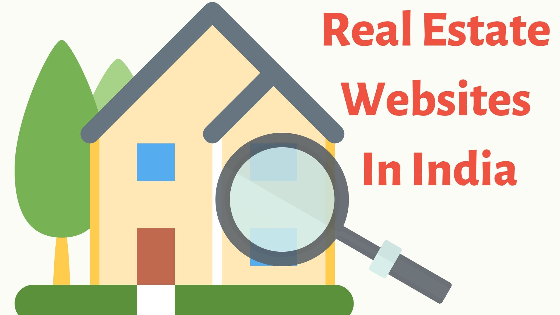 Real Estate Website In India for property search