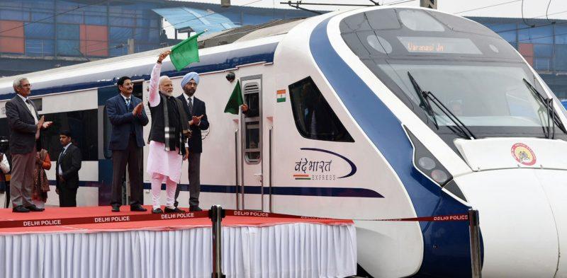 Vande Bharat Express Train 18