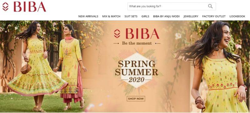 biba women brand