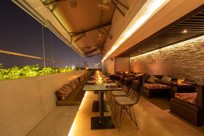 ASEAN- On the Edge best rooftop restaurant in bangalore