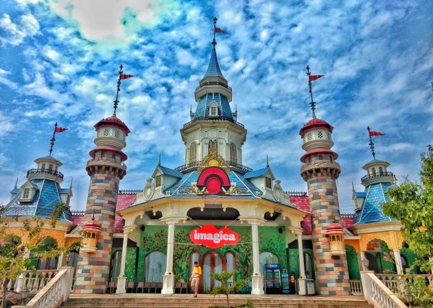 Adlabs Imagica - Maharashtra best theme parks in india